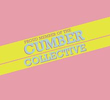The Cumber Collective Pink by fangirlshirts