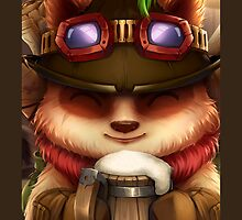 League of Legends  Teemo  by Jaur