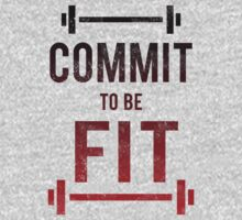 COMMIT to be FIT by Look Human