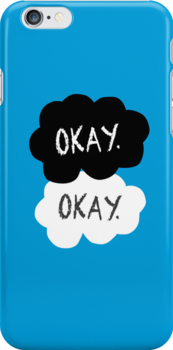 Maybe 'Okay' Will Be Like Our 'Always' by fangirlshirts
