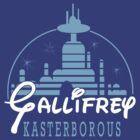 Disney Gallifrey by B4DW0LF