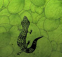 Leopard Gecko Design by EF Fandom Design