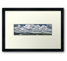 Dartmoor Landscape Framed Print