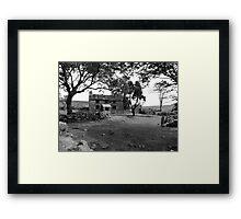 Grade Listed Framed Print