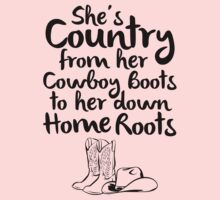 She's Country by Look Human