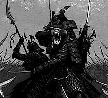 7th Simian Samurai by 7thSimian