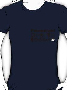 Professional Fangirl v4 T-Shirt