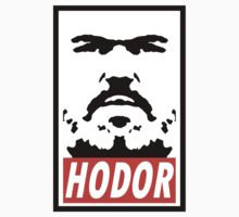 HODOR by ionicslasher