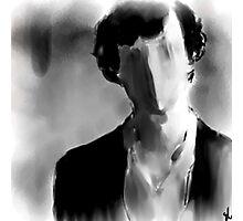 The Empty Man Photographic Print