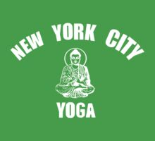 New York City Yoga by Ardentis