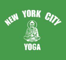 New York City Yoga by Ardentis
