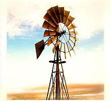 berrett springs mill.. winnemucca nv. by DonActon
