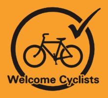 Welcome Cyclists (lite) by PaulHamon