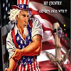 uncle sam by catije