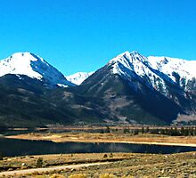 Mt. Elbert by kchase