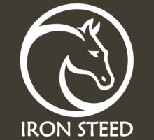 Iron Steed (dark) by PaulHamon