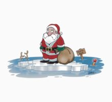 Global Warming Santa by Jason Chatfield