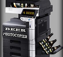 ?????BEER PHOTOCOPIER PICTURE / CARD..CAN U IMAGINE WHAT IF LOL HA ????? by ✿✿ Bonita ✿✿ ђєℓℓσ