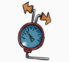 Clockwork Direction Sticker! by TreTesteDiScimmia !!