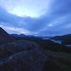 Magical Mountains by DistilledD
