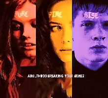 Skins Tv Series 7  by TeeGal