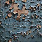 Peeling Wallpaper  by DistilledD