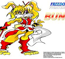 Bunni (Freedom Fighters 2K3) Poster by TakeshiUSA