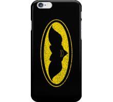 Gotham Gremlin (distressed) iPhone Case/Skin