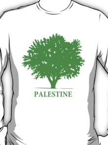 Palestine olive tree T shirts & Gifts T-Shirt