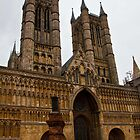 Lincoln Cathedral by Darren Glendinning