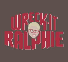 Wreck-It Ralphie by DANgerous124