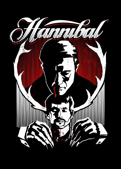 Hannibal - Black by zerobriant