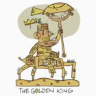 THE GOLDEN KING by Theo Kerp