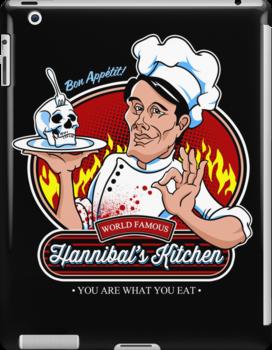 Hannibal's Kitchen by zerobriant