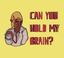 Can You Hold My Brain? (Ood) - Red by StarTacoTV