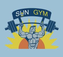 Sun Gym v2 by kingUgo