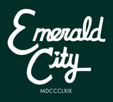 Emerald City by Mark Omlor