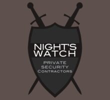 Night's Watch Private Security Contractors by ILikeToPinch