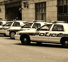 NYPD Squad Cars by storm1313