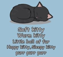 Soft Kitty Kids Clothes
