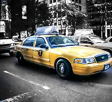 Yellow Cab by storm1313