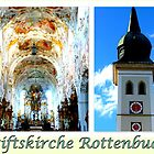 Stiftskirche Rottenbuch by ©The Creative  Minds