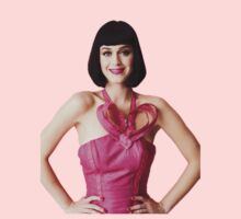 Katy Perry Think Pink by femmefatale22