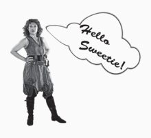 River Song- Hello Sweetie! by Rainpotion