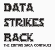 Data Strikes Back by datathegreat
