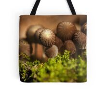 brown bunch Tote Bag