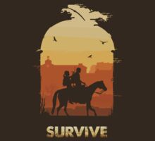 "The Last of Us ""Survive"" 2 of 3. by brandonmeier"