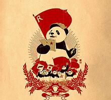 Panda Revolution VI by xiaobaosg