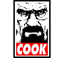 COOK Photographic Print