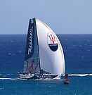 Maserati Finishes Transpac 2013. by Alex Preiss